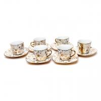 Чайный набор JHBC 4401 на 6 персон 12 предметов