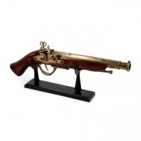 Сувенирная зажигалка пистолет A-022