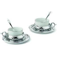 Чайный набор на 2 чашки 2207700 Chinelli