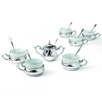 Чайний набір на 6 чашок 2207400 Chinelli