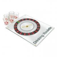 Игра рулетка с рюмками GRS2025A