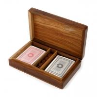 Набор карты покерные игральные и кости зарики WB114B