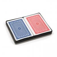 Профессиональные игральные карты из пластика 2 колоды С233 Lucky Gamer