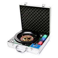Набор настольная рулетка и покер RS1060A Lucky Gamer