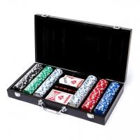 Набор для покера на 300 фишек WS11300 Lucky Gamer