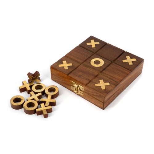 Настольная игра крестики и нолики G155F Lucky Gamer