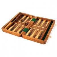 Красивые нарды деревянные G145 Lucky Gamer