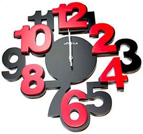 Настінний годинник подарунковий - фото darunok.ua