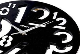 Оригінальний годинник на стіну - фото darunok.ua