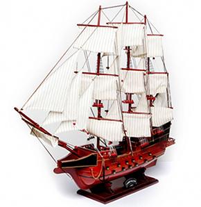 Модель корабля - подарок в морском стиле - фото интернет-магазина darunok.ua