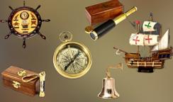 Морские сувениры подарочные - фото darunok.ua