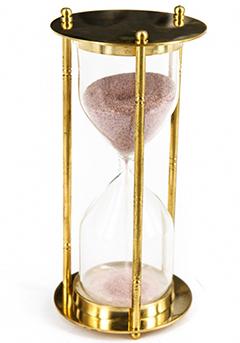 Песочные часы подарочные - фото darunok.ua