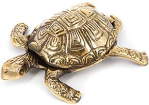 Оригінальна статуетка Черепаха - фото darunok.ua