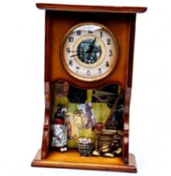 Оригинальные часы для декора - фото интернет-магазина darunok.ua