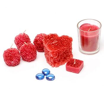Свечи декоративные - фото интернет-магазина darunok.ua