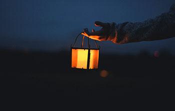 Хороший подарок светильник - фото интернет-магазина darunok.ua