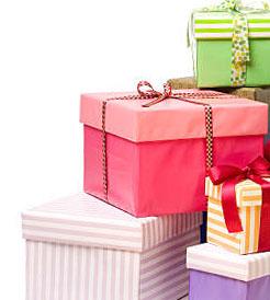 Разнообразные подарки на День рождения - фото darunok.ua