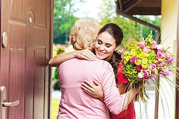 Душевное поздравление для мамы - фото darunok.ua