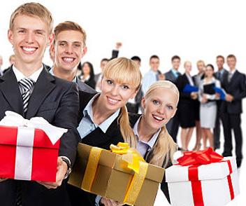 Отличные идеи для корпоративных подарков - фото darunok.ua