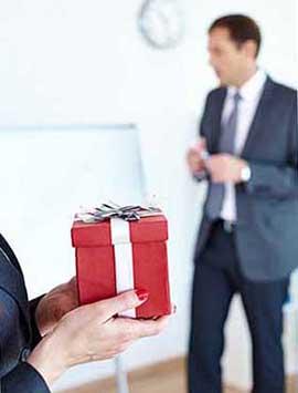 Поздравление бизнесмена с 23 февраля - фото интернет-магазина darunok.ua