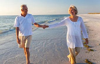 Годовщину свадьбы 40 лет можно отметить путешествием - фото darunok.ua