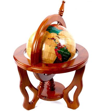 Необычный глобус домой - фото интернет-магазина darunok.ua