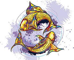 Знак Зодиака Рыбы - фото darunok.ua