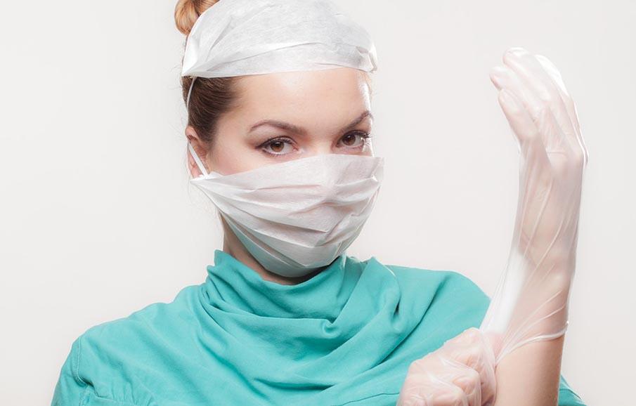 Врач гинеколог - фото интернет-магазина darunok.ua