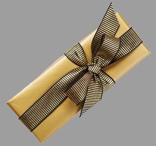 Подарок ресторатору в стильной упаковке - фото darunok.ua