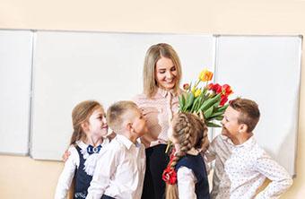 Подарунки на День вчителя - фото інтернет-магазину darunok.ua