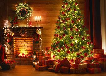 Атмосфера Рождества - фото интернет-магазин darunok.ua