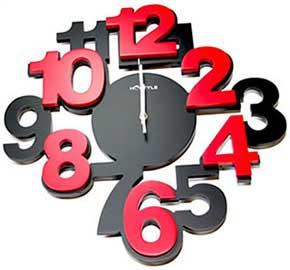 Часы подарочные настенные - фото Дарунок