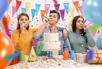 Веселый праздник для подростков - фото darunok.ua