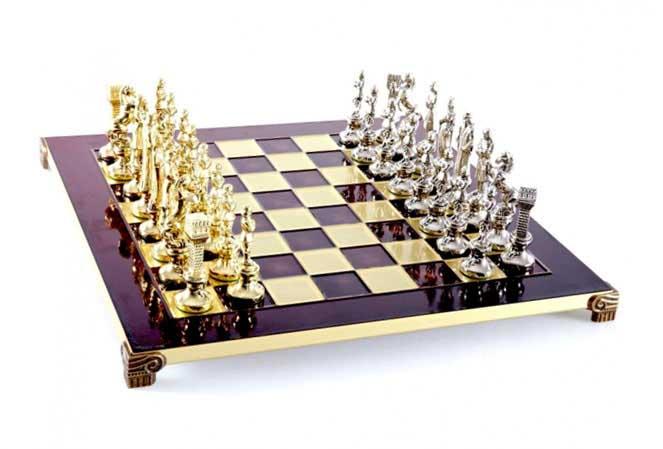 Солідні шахи - фото Дарунок