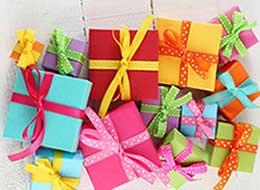 Красиві подарунки - фото Дарунок