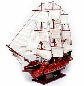 Испанский галеон - подарок в морском стиле - фото darunok.ua