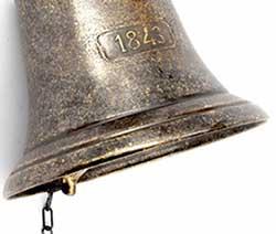 Морський колокол в античній інтерпретації - фото Дарунок