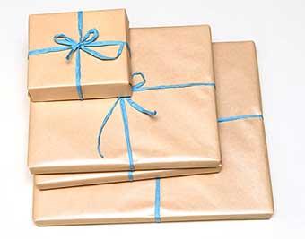 Подарки на юбилей - фото Дарунок