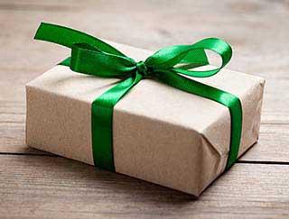 Хороший подарок на 50 лет - фото Дарунок