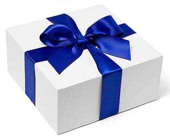 Хороший подарок - фото Дарунок