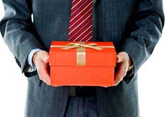 Солидный подарок - фото darunok.ua