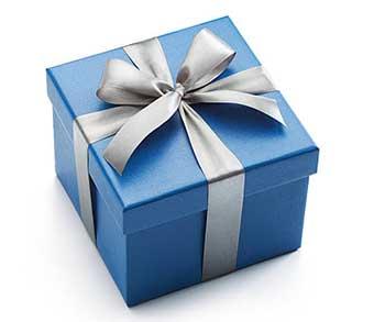 Эксклюзивный подарок - фото Дарунок