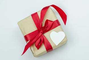 Оригінальний подарунок на 14 лютого - фото Дарунок