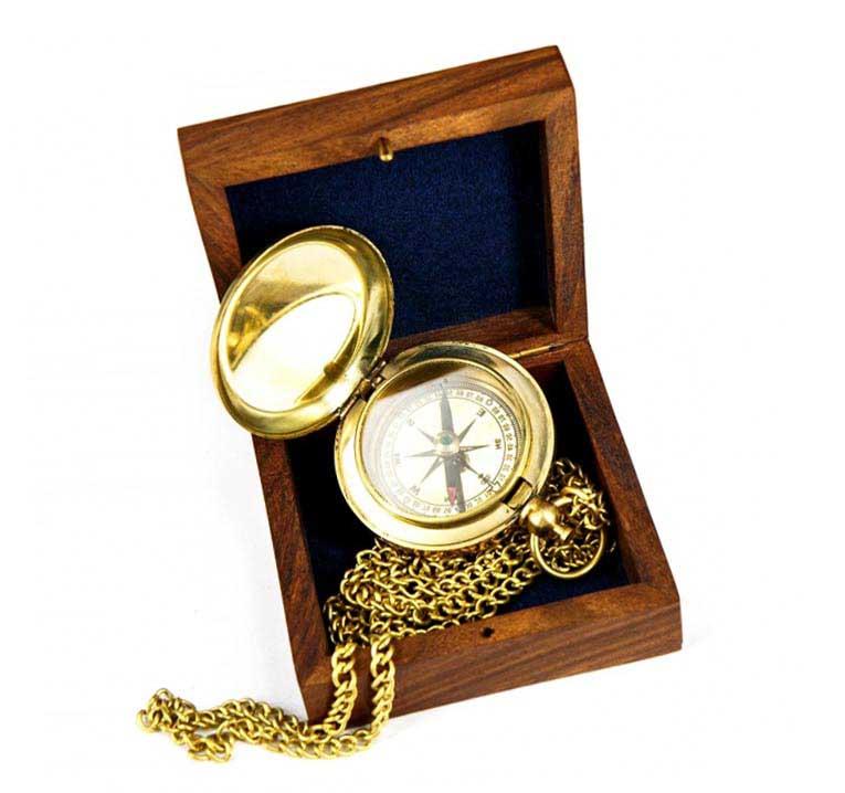 Компас - идеальный сувенир - фото Дарунок