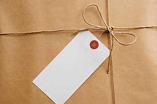 Оригінальна упаковка презенту - фото Дарунок