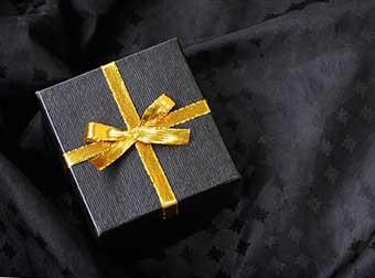 Класичний подарунок - фото Дарунок