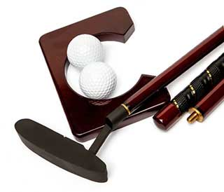Набор гольф для офиса - основные составляющие - фото интернет магазина darunok.ua
