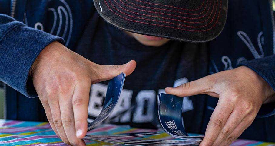 Покерные карты - фото интернет-магазина darunok.ua