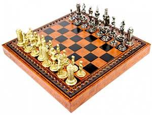 Эксклюзивные шахматы - замечательный ВИП подарок - фото darunok.ua