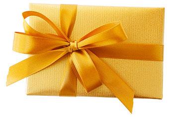 Подарок Льву в красивой упаковке - фото интернет магазина darunok.ua